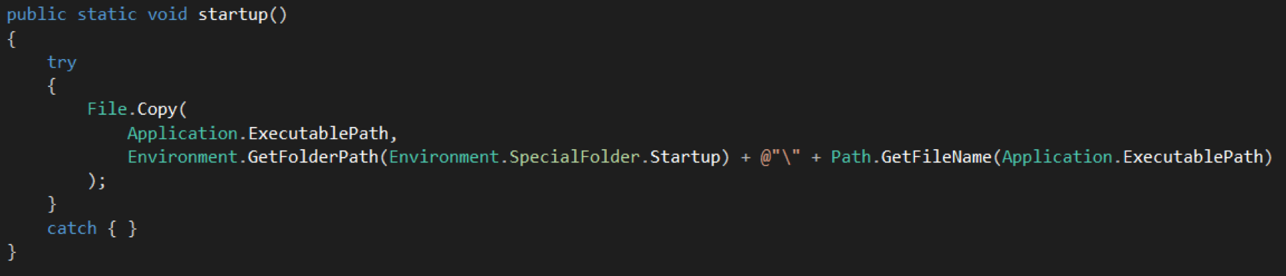 there should be a lot of test cases here but to cut the testing short, since some basic string and variable manipulation don't work, we can try to do some code substitution