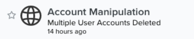 Monitoring Box account manipulation