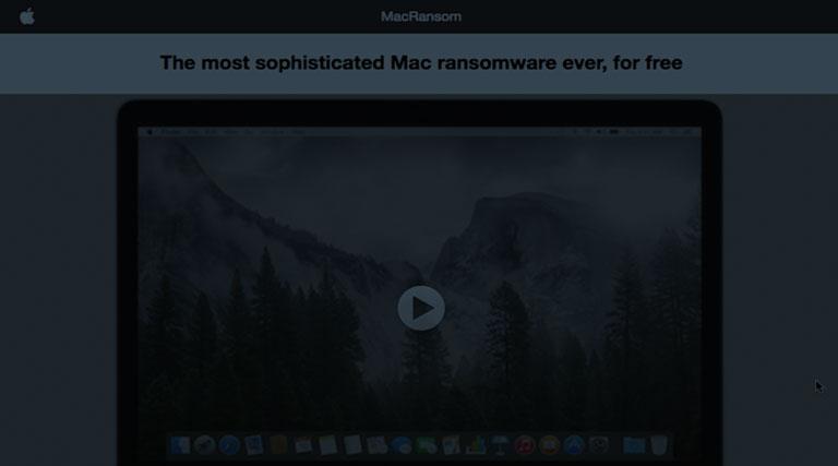 MacSpy: OS X Mac RAT as a Service