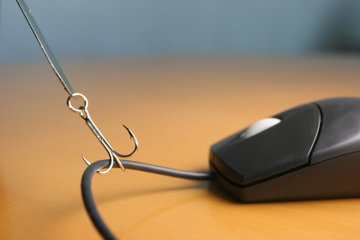Cyber Security Awareness Month Phishing