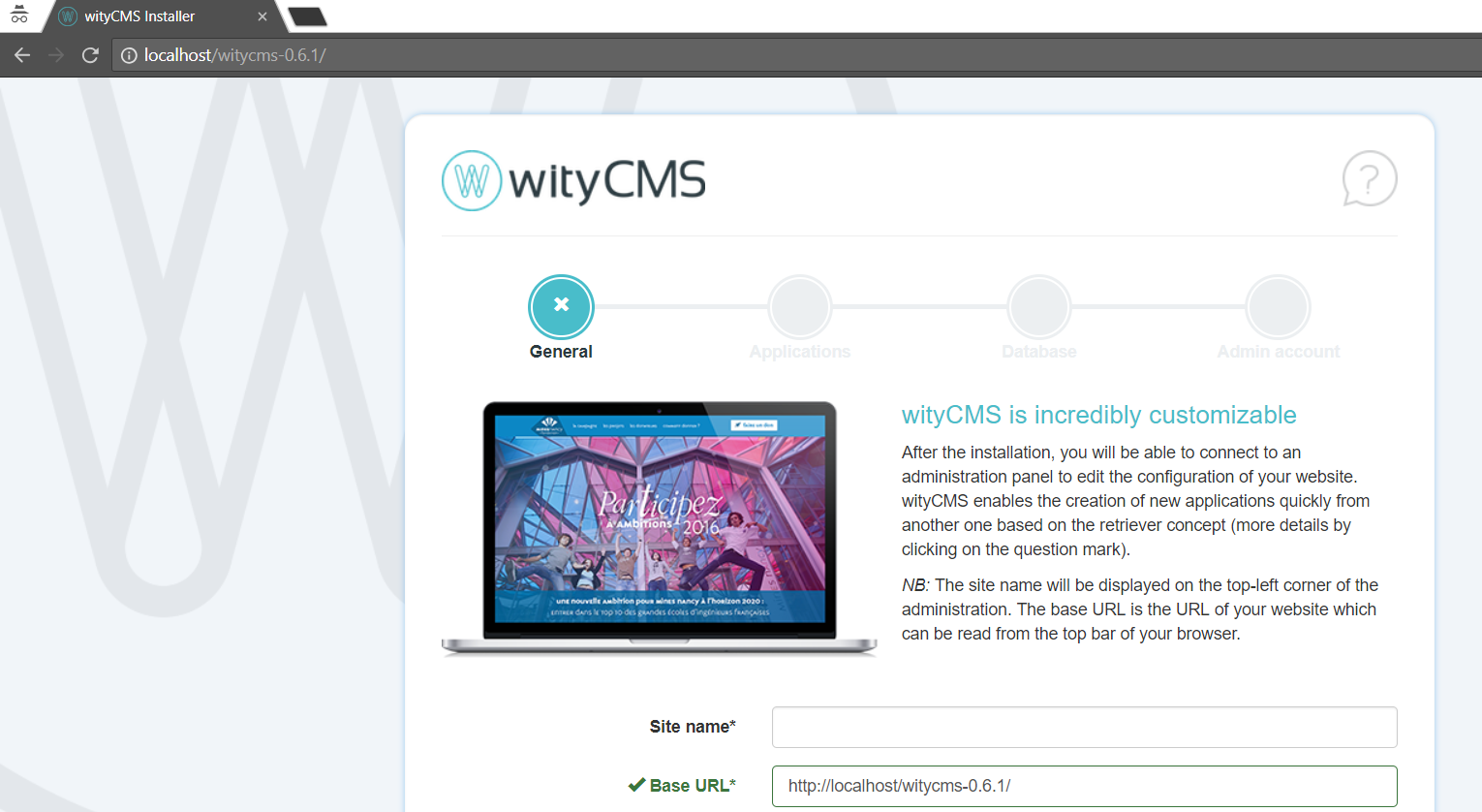 Discovering CVE-2018-11512 - wityCMS 0 6 1 Persistent XSS