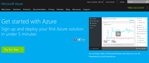follow microsoft guidelines to set up Azure account for security
