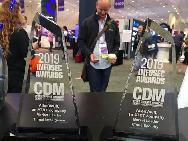 CDM Award at RSA 2019