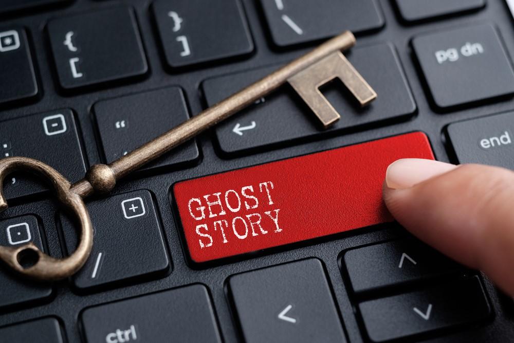 ghostadmin is bot for data exfiltration