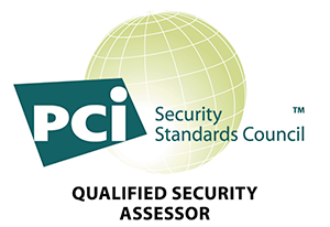 Qualified security assessor to help with PCI-DSS compliance checklist.