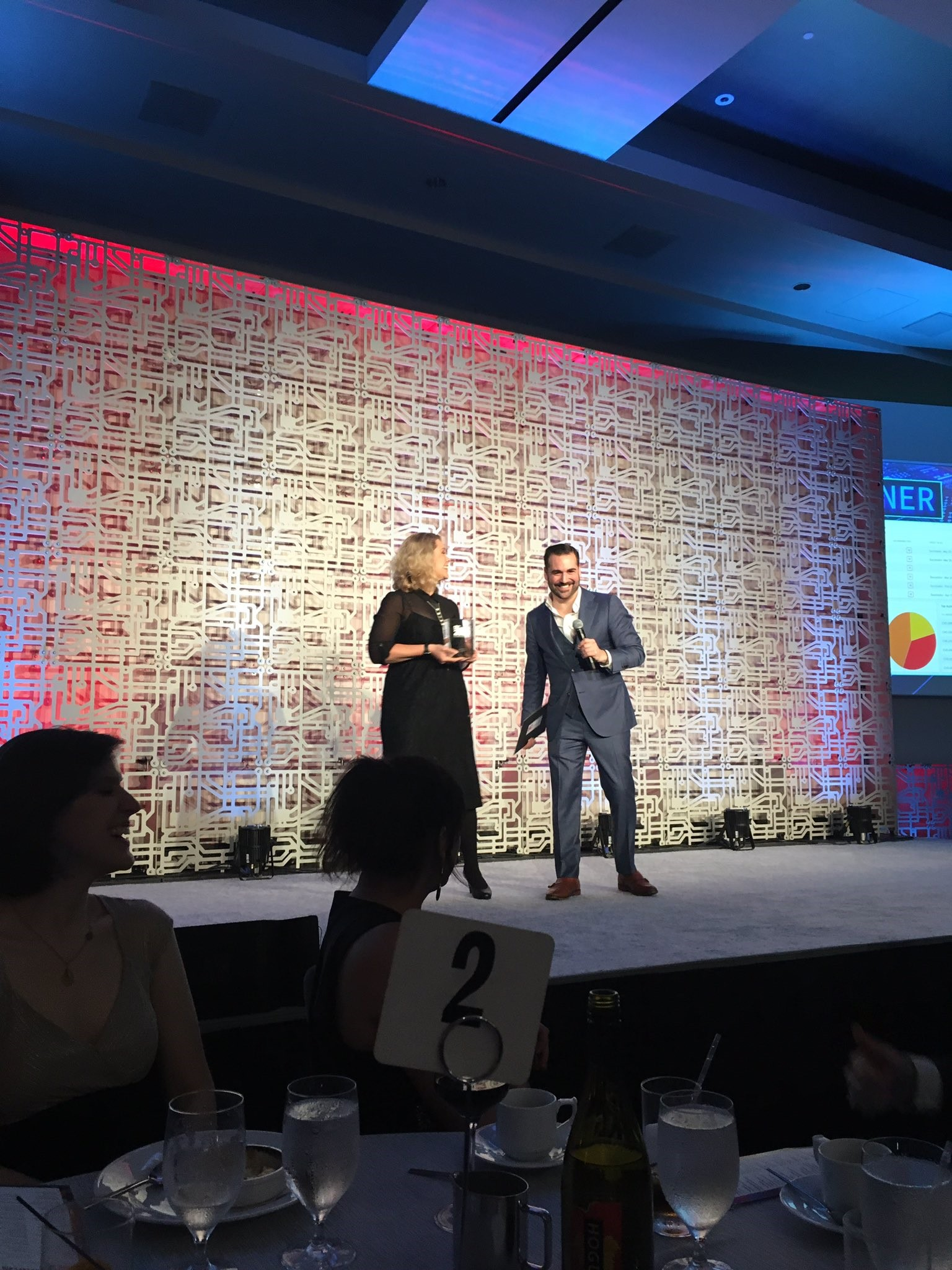 SC Magazine awards at RSA 2019