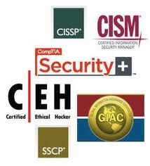 information security certifications