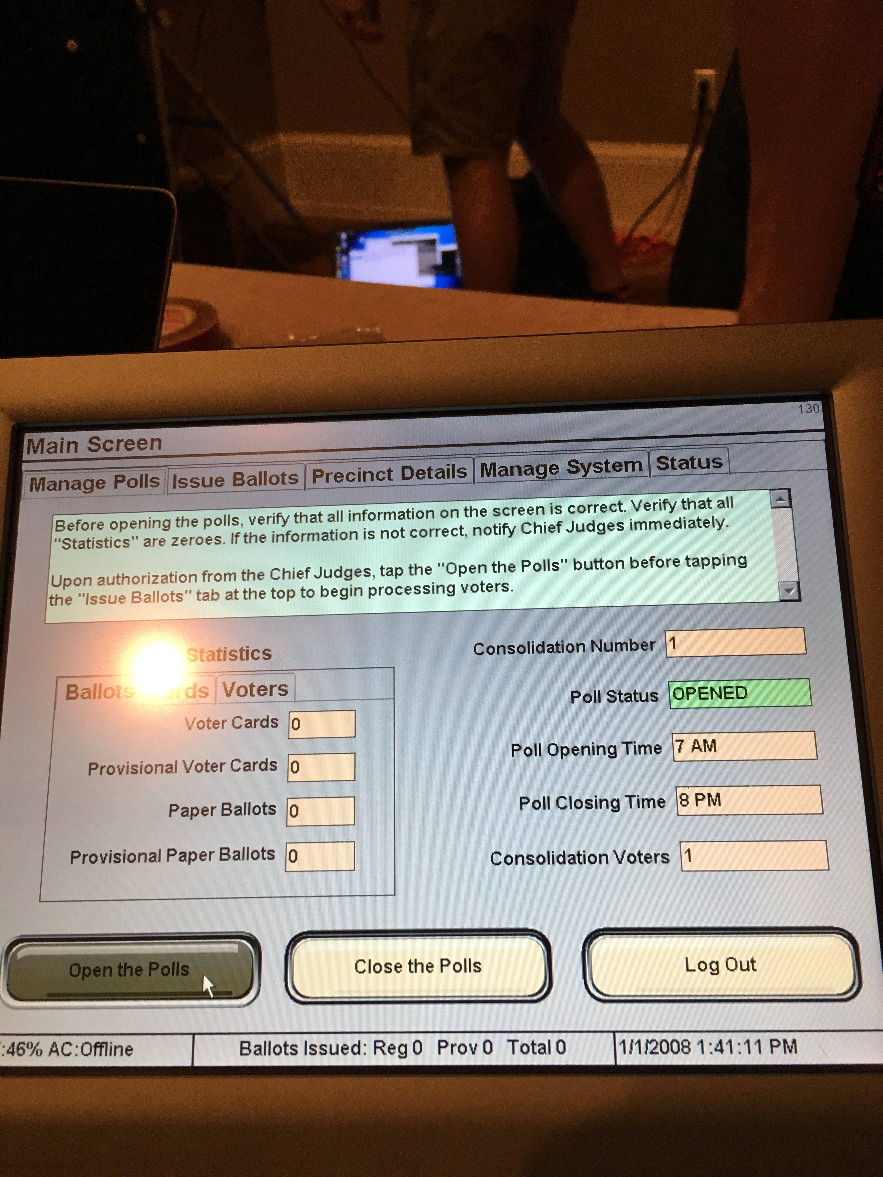 SQLlite is not a secure way to store voter data at DefCon 25