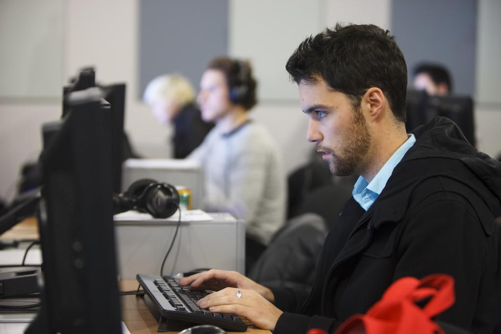 IT-worker
