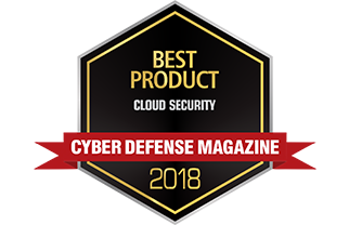 Cyber Defense Magazine (CDM) InfoSec Awards 2018 Winner