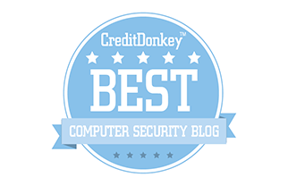 Credit Donkey Top Security Blog Award