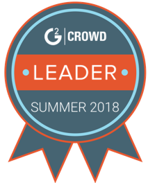 "Recognized as a ""Leader"" in Summer 2018"