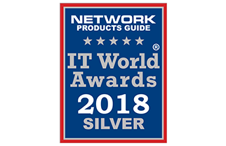 IT World Awards Silver Winner