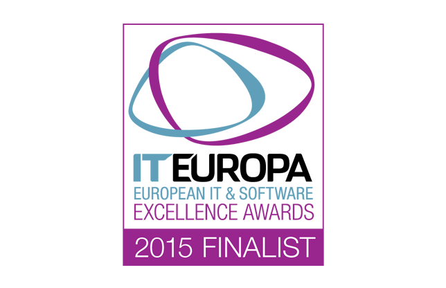 European IT & Software Excellence Awards 2015