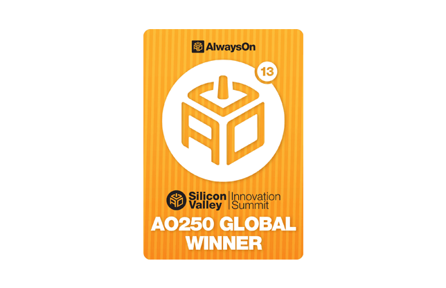 AlwaysOn 2013 Global Top 250 Company