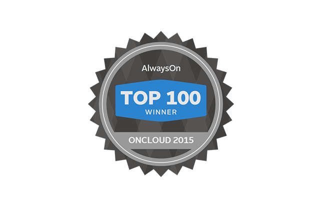 AlwaysOn 2015 OnCloud Top 100