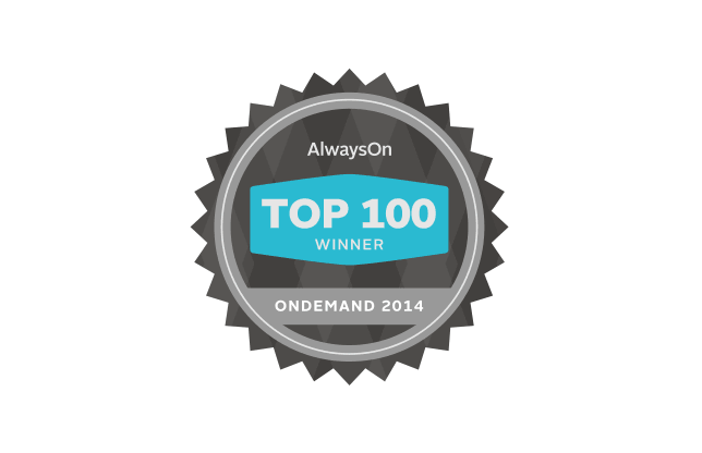 AlwaysOn OnDemand 2014 Top 100