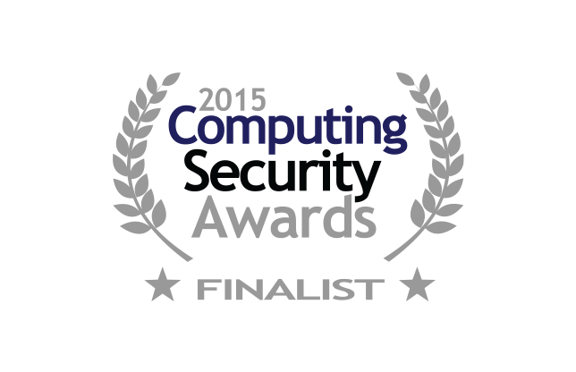 2015 Computing Security Award