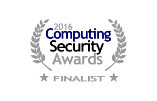 2016 Computing Security Awards Finalist