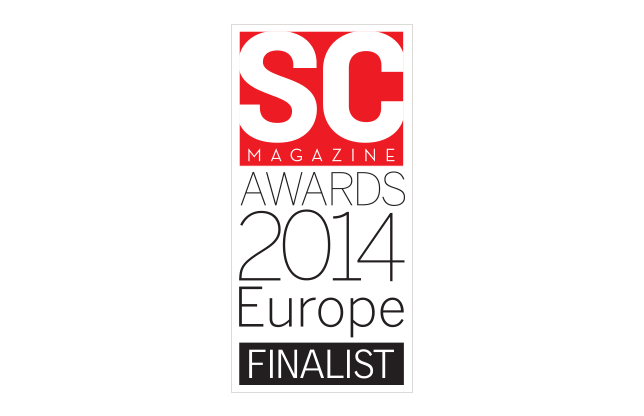 "Finalist for the SC Magazine Awards Europe 2014, ""Best SIEM Solution"""
