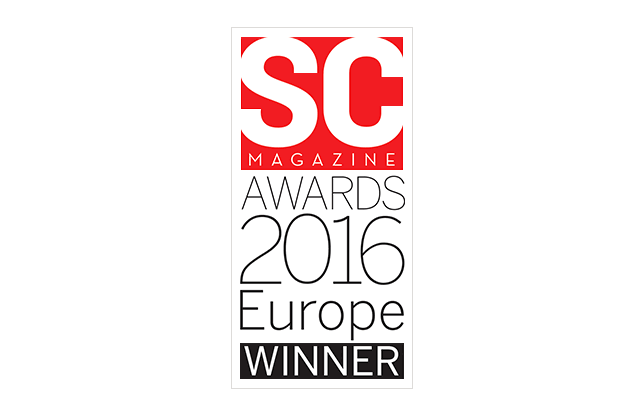 SC Mag Europe Award for Best SIEM Solution 2016