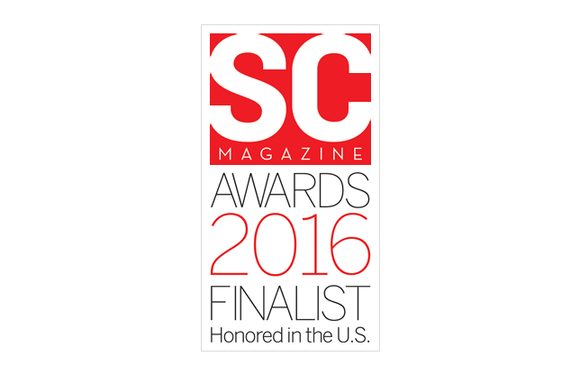 2016 SC Magazine Awards Best SIEM Solution