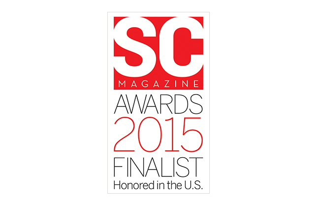 Best SIEM Solution for SC Magazine 2015 Reader Trust Award