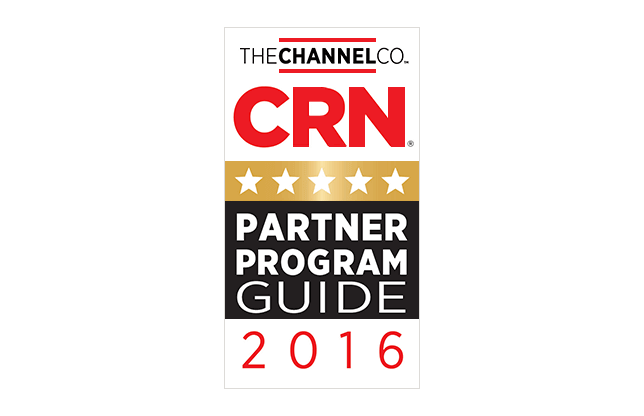 CRN 5-Star Rating 2016