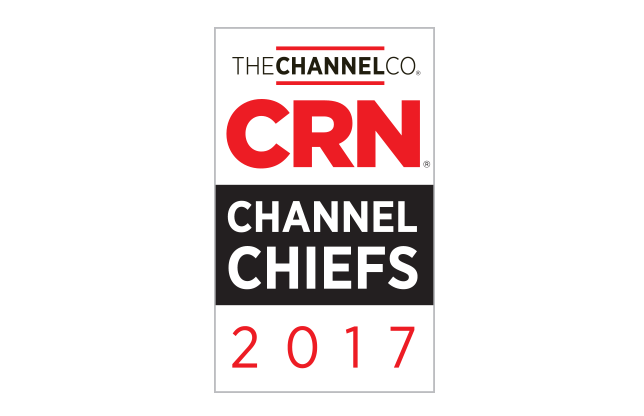 CRN Channel Chief 2017