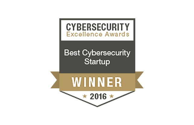 Cybersecurity Excellence Awards 2016 Winner Start-up