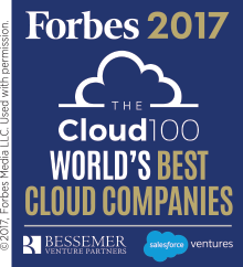 Forbes Cloud 100 2017