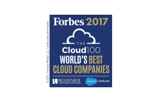 Forbes Cloud 100 Award