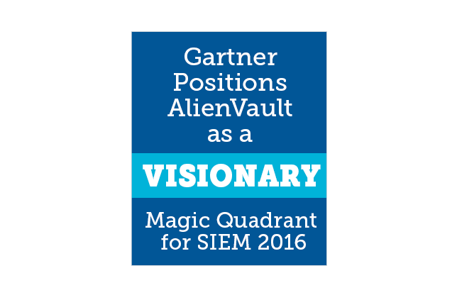 2016 Gartner Magic Quadrant for SIEM