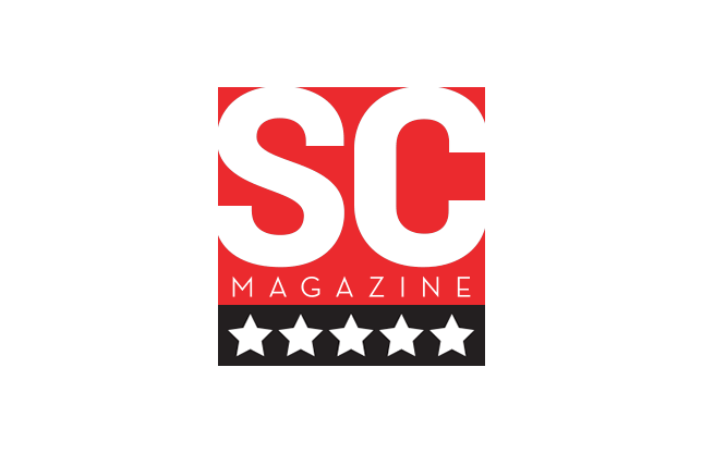SC Magazine 5 Star Rating