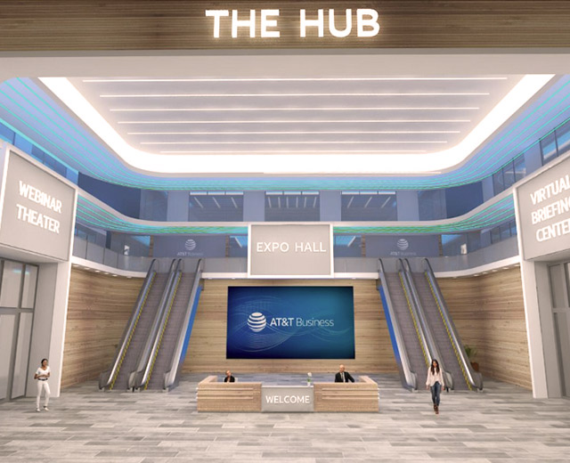 AT&T Business Hub