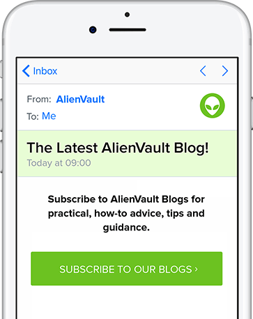Subscribe to our blogs