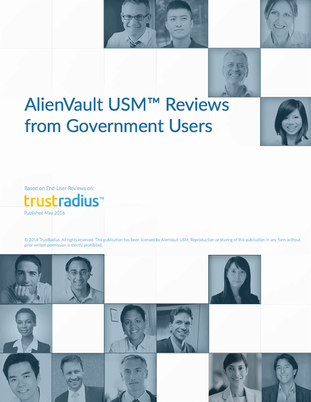 AlienVault USM Reviews from Government Users