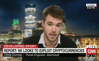 CNN Report: NK Looks to Exploit Cryptocurrencies
