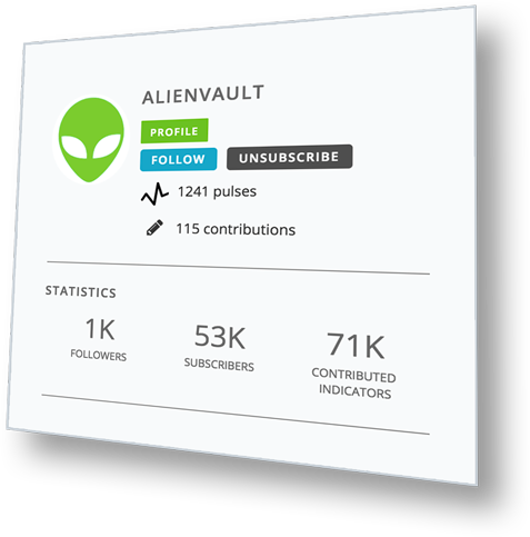 Open Threat Exchange (OTX) | AlienVault