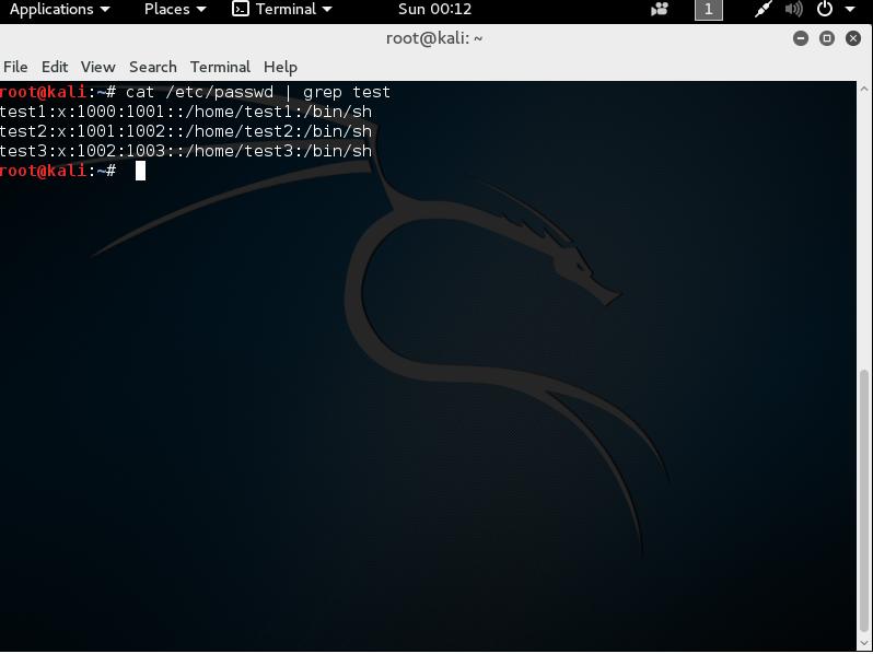 password cracking - Kali Linux